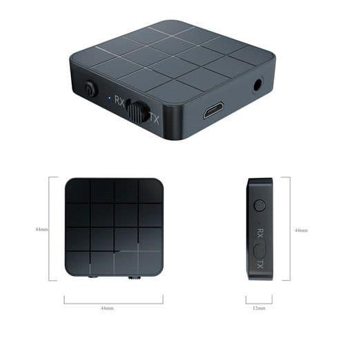 Récepteur Émetteur Audio Bluetooth 5.0  Aux Rca Adaptateur Usb Mini-Jack 3,5 Mm